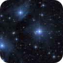 A Post Processing Project: The Pleiades – M45,                                Van H. McComas