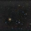 Hyaden mit Aldebaran und NGC 1647,                                Horst Twele