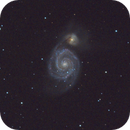 M51 Full Field,                                Rowland Archer