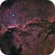 Fighting Dragons of Ara (NGC6188),                                Daniel