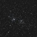 Perseus Double Cluster,                                Mark Hudson