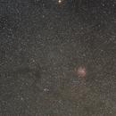 Nébuleuse de la Rosette - NGC 2244,                                BLANCHARD Jordan
