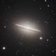 Galaxia del sombrero (m104),                                Rodrigo_Vera