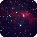 Blasennebel NGC 7635,                                Robert77