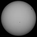Sun in whitelight  23rd November  2013  ,  11:15 GMT,                                steveward53
