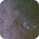 Orion and the Milky Way,                                tphelan88