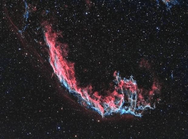 NGC6992 HOO,                                Astrovetteman