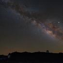The Roque de los Muchachos Observatory (La Palma),                                Wei-Hao Wang