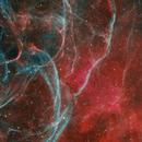 Vela SNR Central Region Crop 2,                                Jeffrey K Lovelace