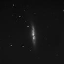 Supernova in M82,                                Jesús Muñoz