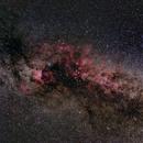Cygnus Wide Field,                                Jeffrey Horne