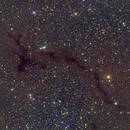 Barnard 150 - LRGB,                                Ron