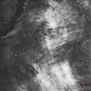 IC 5068 - Dark Nebula in Cygnus (H-Alpha Data),                                William Tan