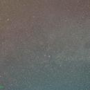Deneb und Sadir im Sternbild Schwan,                                Hans-Peter Olschewski