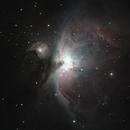 The Great Orion Nebula - Take 1,                                adm