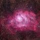 M8 Lagoon Nebula,                                SmackAstro