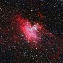 M 16  Eagle Nebula ,                                Joanot