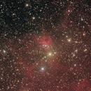 IC417 Ha+R G B,                                Matteo Quadri