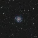 Messier 74 (HaLRGB),                                Alexander Voigt