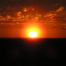 Old  shot.  Sunrise. 10.05.2015. Atmospheric refraction.,                                Sergei Sankov