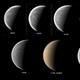 3 weeks on Vénus : T250 f/4, W47+IR Cut and RVB, Altaïr 290M et ASI 385MC,                                Pulsar59