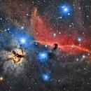 IC434:DSW & PDP by Christopher Gomez,                                Mike Kline
