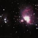 M 42 Y NGC 1977,                                Juan Pablo
