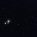 M51 - Galassia Vortice,                                MaurizioG