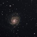 Pinwheel Galaxy,                                Stewart