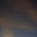 Komet Neowise, zu Füßen der großen Bärin,                                Gottfried Meissner