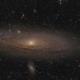 M31 - Andromeda Galaxy,                                Joe Fox