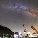 Night at the Observatory,                                Alessandro Merga