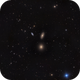 M105, NGC 3389, NGC 3384,                                Josh Woodward