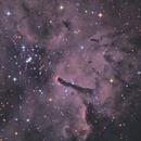 NGC6823,                                Станция Албирео