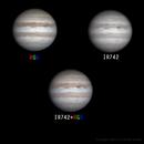 Júpiter - inicio seguimiento oposición 2016,                                José Luis Castaño...