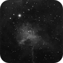IC 417 The Spider Nebula,                                StarDiver