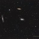 Leo-Triplett M65, M66, NGC3628,                                Tino Leichsenring