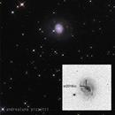 SN 2018ivc in Messier 77,                                andrealuna