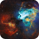 M17 SHO - Fire and Ice,                                Ben