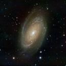 Bode's Galaxy,                                Rob Fink