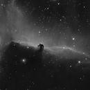 Horse Head Nebula in HA,                                henrygoo74d