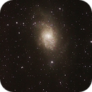 M33 triangulum galaxie,                                lucantelme1960