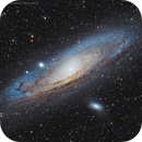 M31 The Andromeda Galaxy,                                Dan Goelling