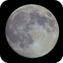 My first ISS-Moon Transit,                                Arno Rottal