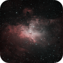 Messier 16 - The Eagle Nebula,                                Bruce Rohrlach