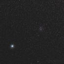 M44 and Jupiter,                                Lukas_W