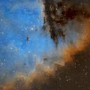 NGC 281 - Pacman Nebula,                                Paul H