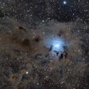 NGC 7023 - The Iris Nebula,                                SoundIdea