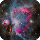 ORION NEBULA Close up view,                                astronomads