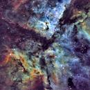 NGC3372 - Colorful Carina,                                Stuart Markus